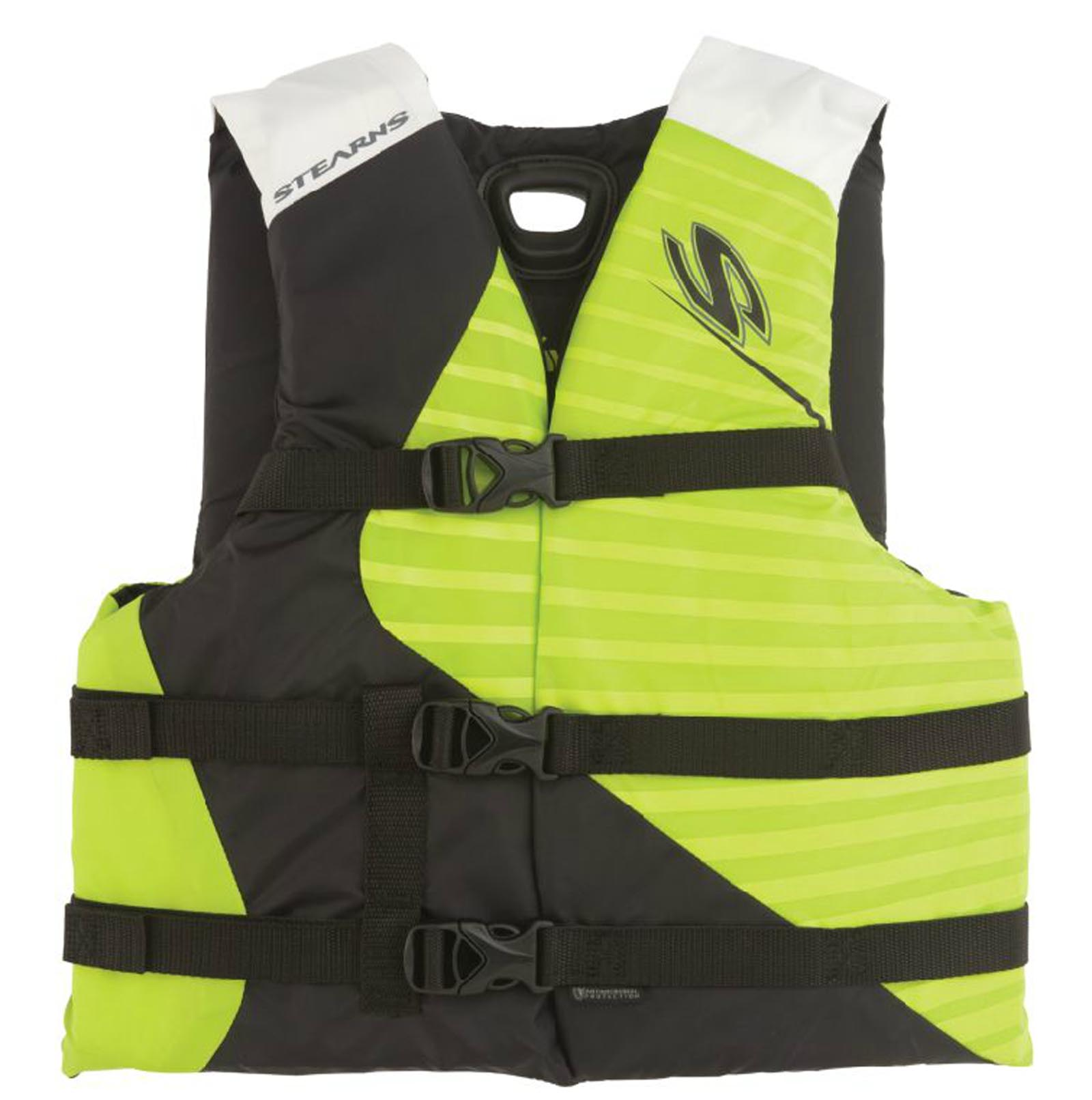 Coleman Stearns Boys Youth Antimicrobial Life Jacket | 50-90 lbs