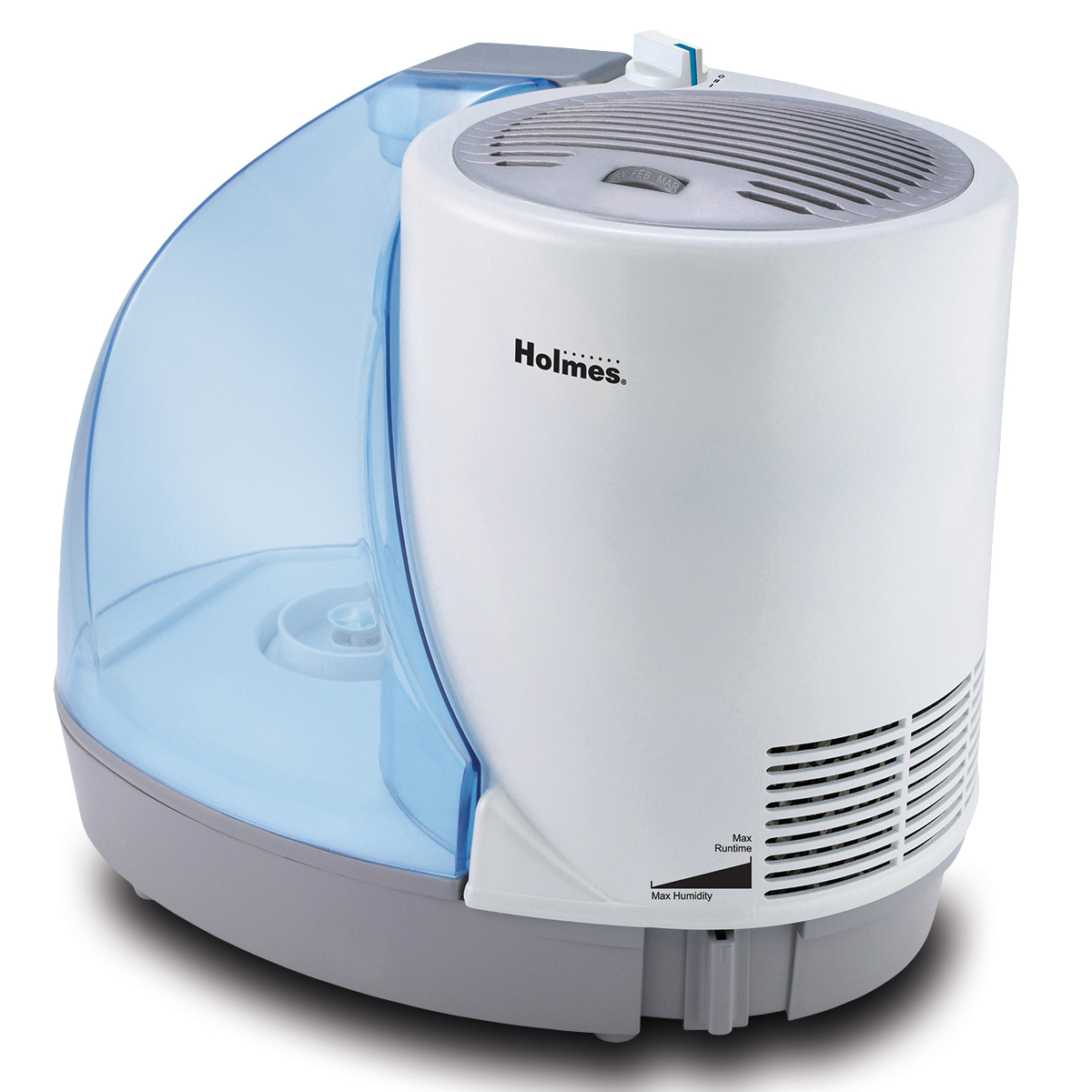 Holmes Antimicrobial Cool Mist Humidifier 1 Gallon | HM1761-U