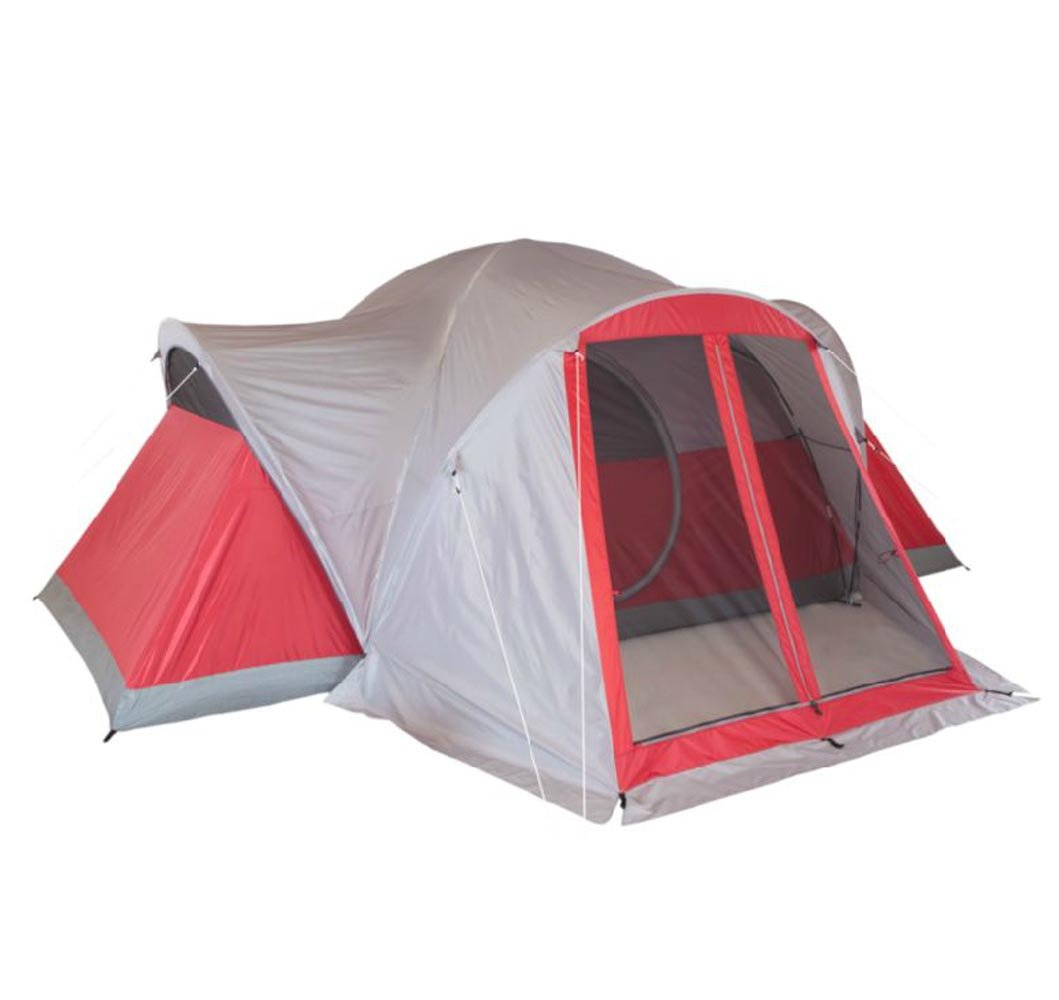 Coleman Bristol 8 Person Camping Tent w/ Screened Room