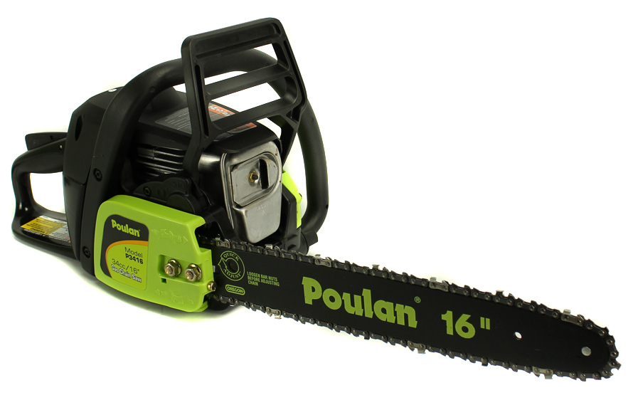 Poulan PP3416 16-Inch 34CC Gas Chainsaw (Refurbished)