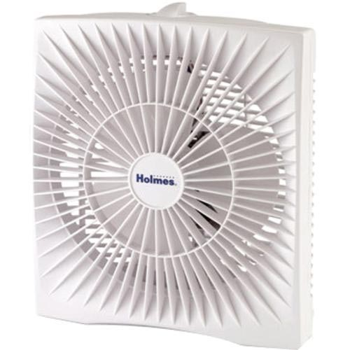 "Holmes 10"" 2 Speed Personal Box Fan 