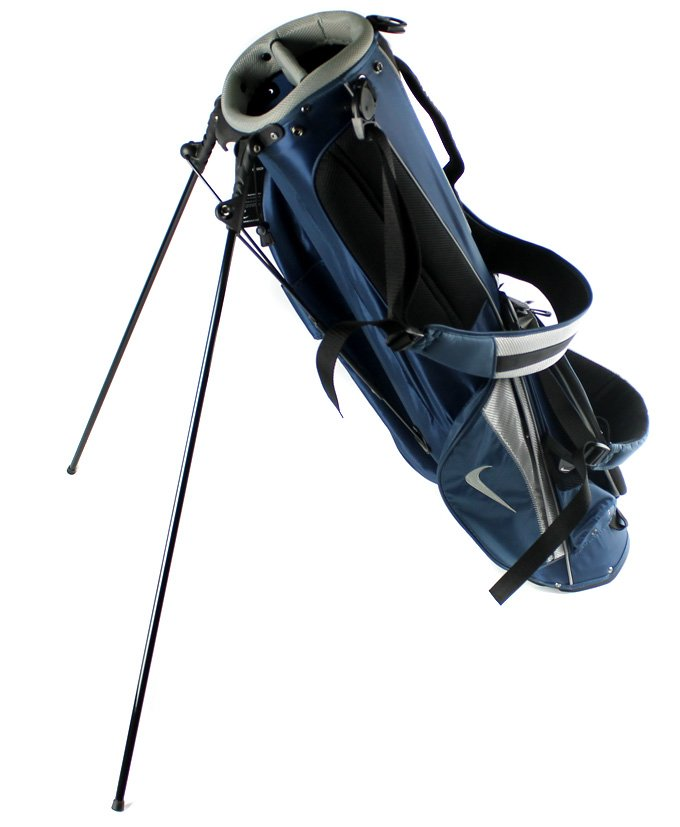 Nike Sunday Carry Golf Bag (Blue)