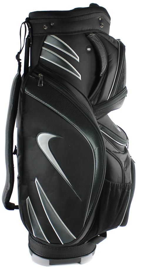 Nike M9 Golf Cart Bag (Black & Charcoal)