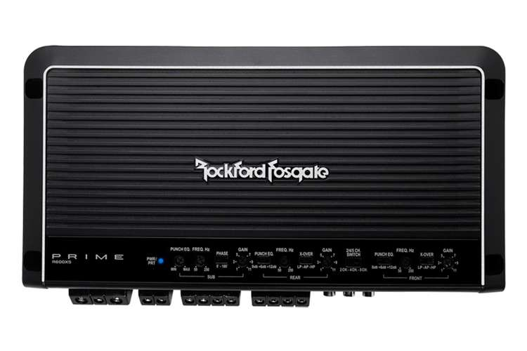 rockford fosgate r600x5 600w 5 channel amplifier with ... rockford fosgate amp wiring color