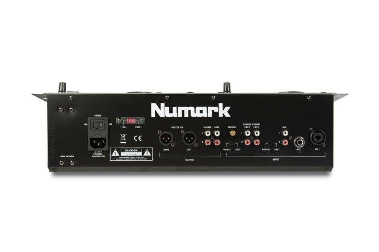 iCD-MIX2�Numark iCDMIX2 Dual CD & iPod Dock DJ 3 Ch Mixer System