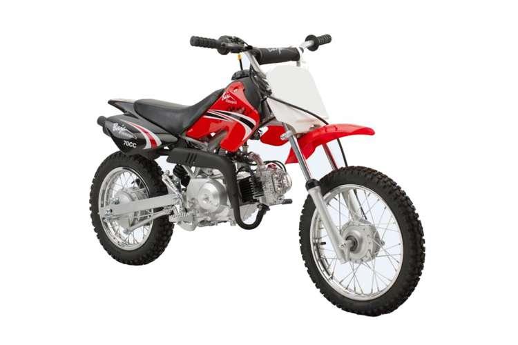 DR70�Baja DR70 72CC Gas Dirt Bike