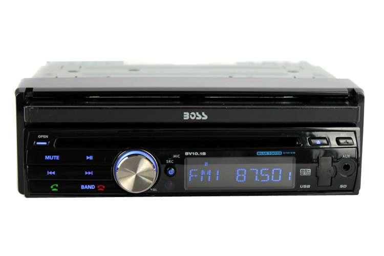 "BV10.1B�Boss BV10.1B 10.1"" In-Dash Bluetooth DVD/MP3/CD Touchscreen Receiver"