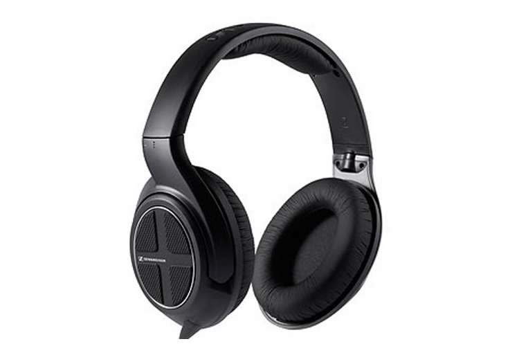 hd428-RB�Sennheiser HD428 Hi-Fi Stereo Headphones (Refurbished)