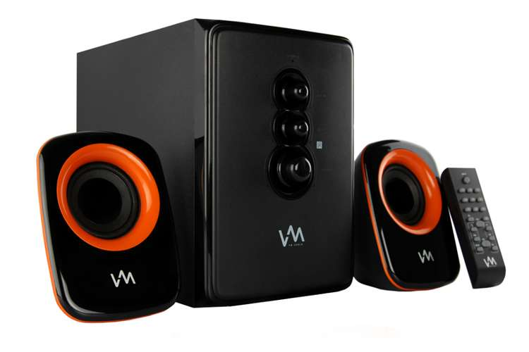 VM-EXCS210�VM Audio 2.1 Multimedia System w/ USB/SD Slot | EXCS210