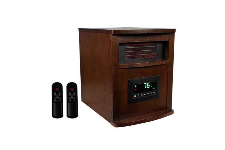 LS-1000HH�LifeSmart LifePro 1,500W Infrared Quartz Portable Heater