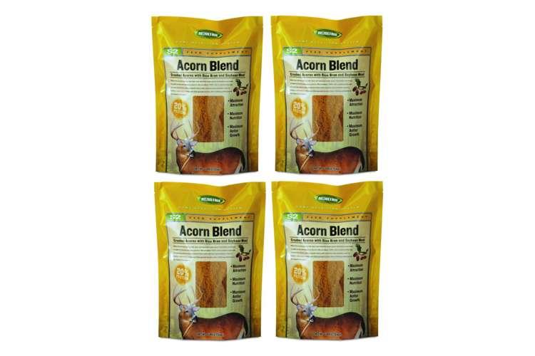4 x MFH-S2�Moultrie Feed MFH-S2 Acorn Blend Deer Supplement (4 Pack)