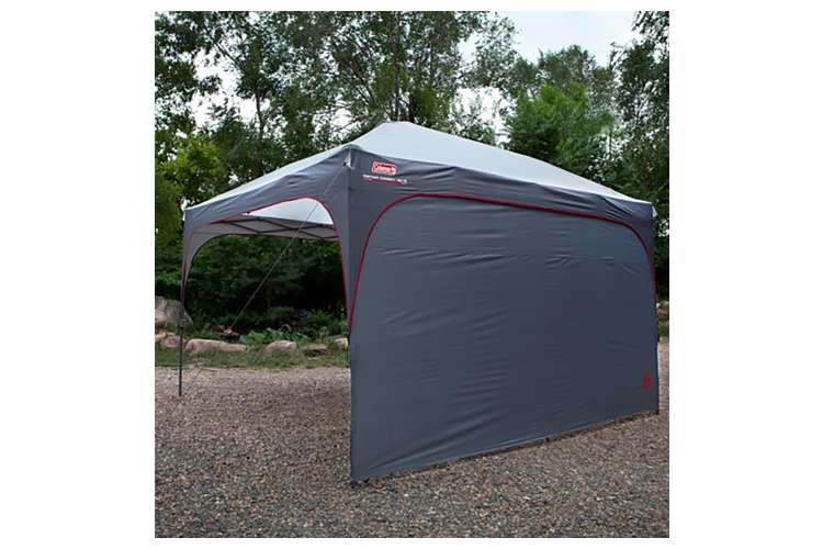 2 Coleman Instant Canopy Side Walls Accessory Only