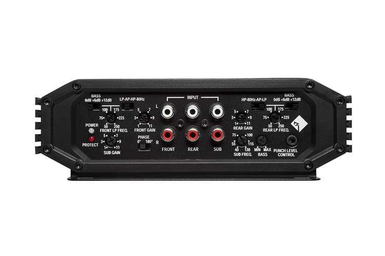 R600-5�ROCKFORD FOSGATE R600-5 600W 5-Channel Class-A/B Car Audio Amplifier
