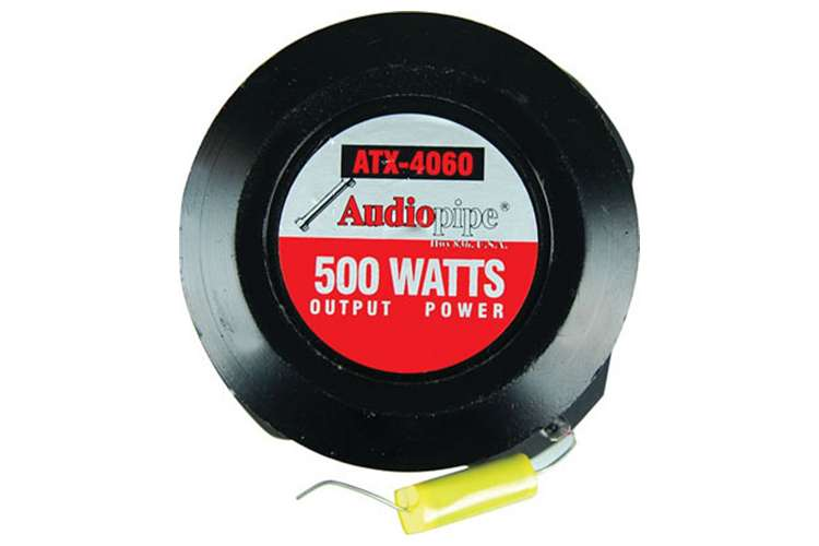 ATX4060�Audiopipe ATX-4060 3-Inch 1000W Titan Super Tweeter (Pair)