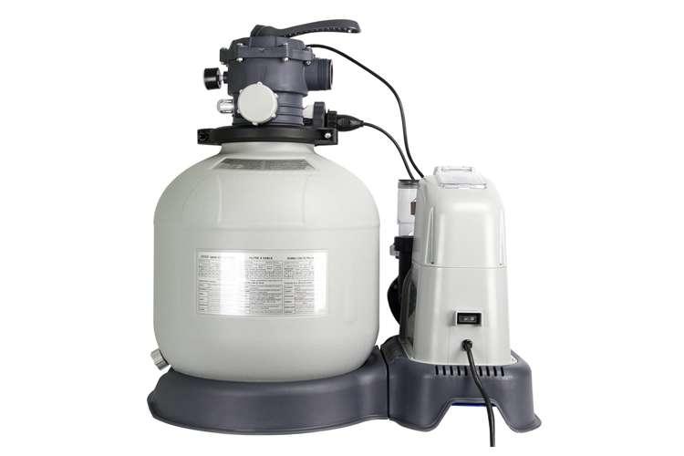 28681EG�Intex 2650 GPH Saltwater System & Sand Filter Pump Set   28681EG (56681EG)