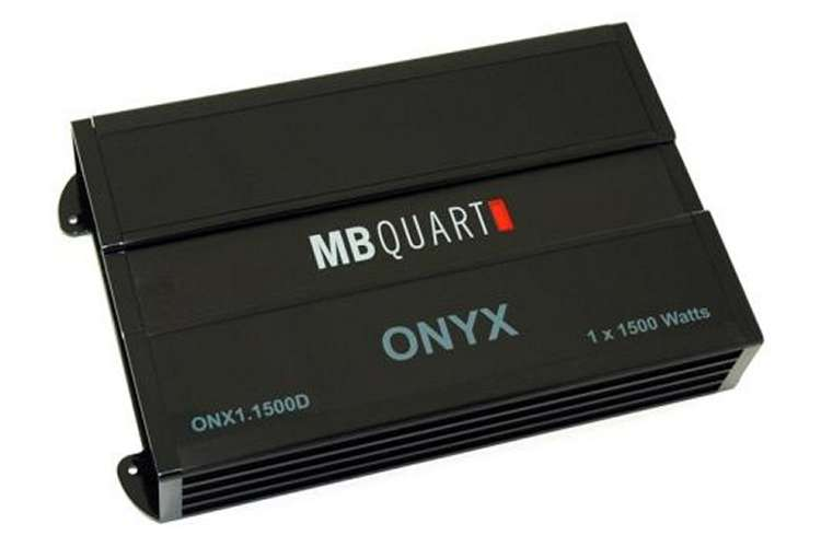 ONX11500D�MB QUART ONX1.1500D 1500W Mono D Amplifier